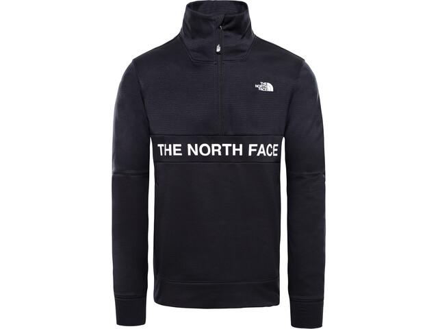 c2a309bad The North Face Train N Logo Running Shirt longsleeve Men black